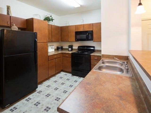 Carpenter's Pointe Dallas Texas kitchen 2