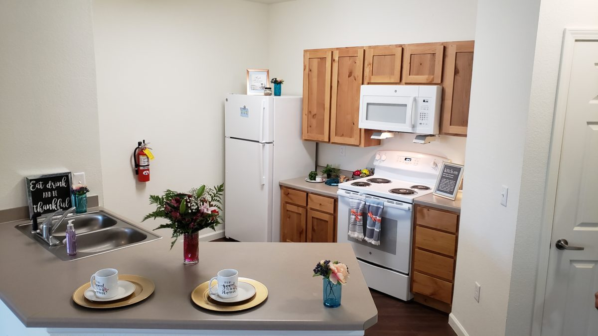 Villas at Lark Pointe Kitchen