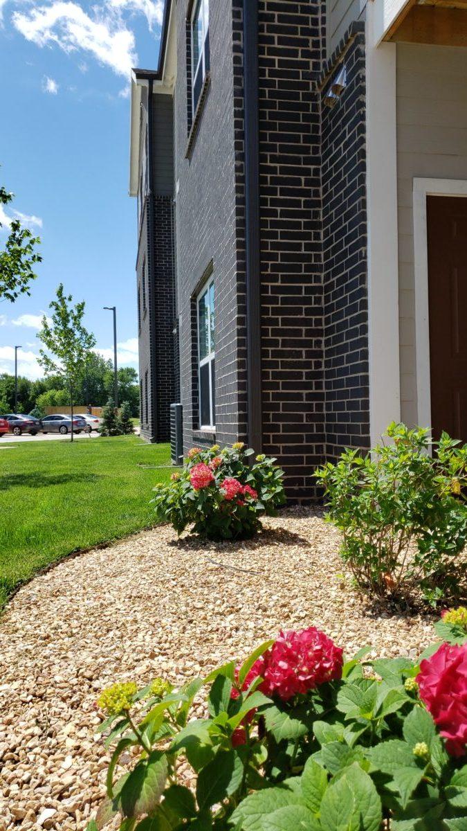 Villas at Lark Pointe exterior