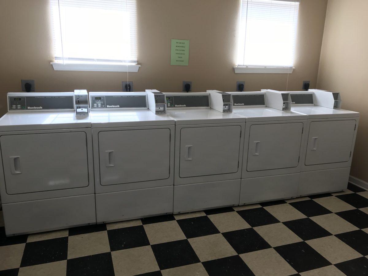 Argenta Square laundry