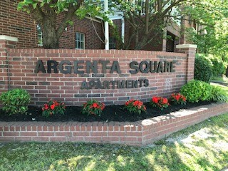 ASQ Curb appeal sign