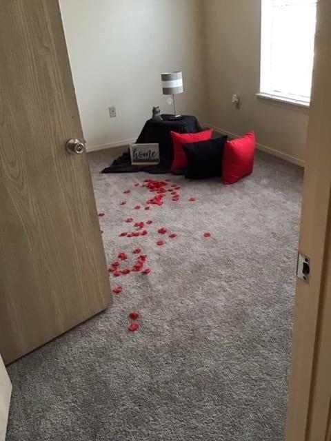 CSP bedroom