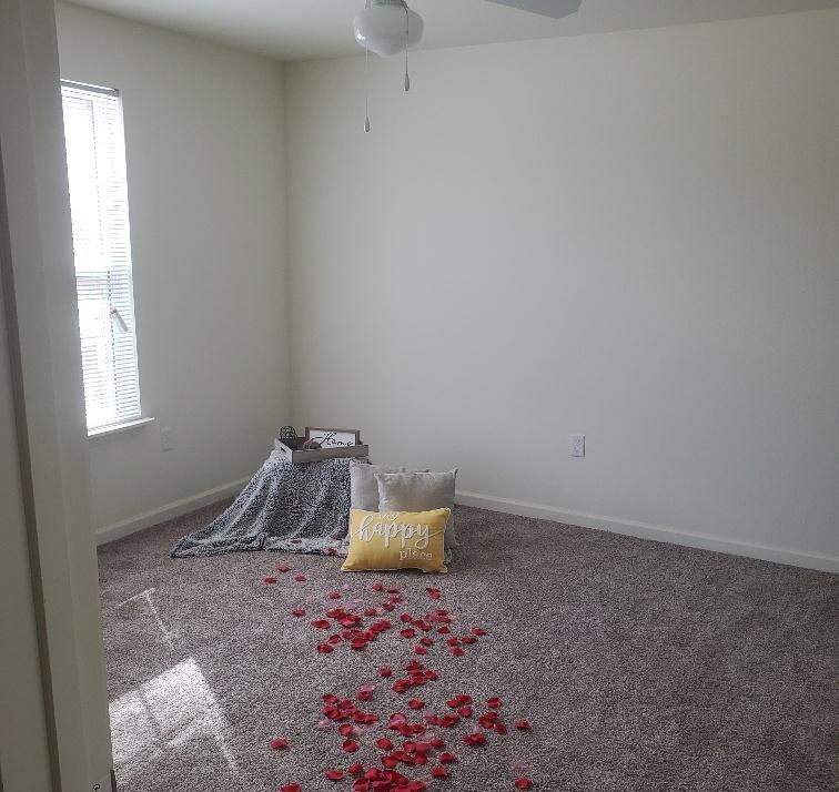 Cascade Villas Wichita Falls TX bedroom 2
