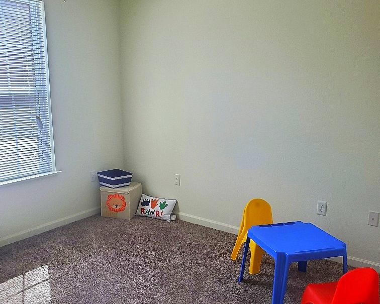 Cascade Villas Wichita Falls TX bedroom