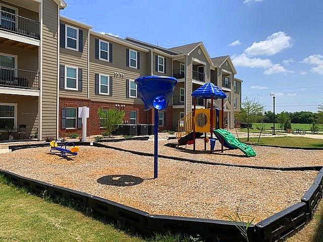 Cascade Villas Wichita Falls TX playground