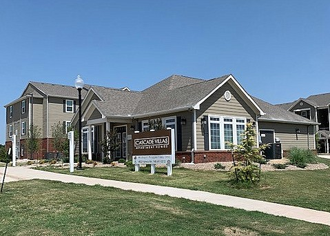 Cascade Villas Wichita Falls TX welcome center