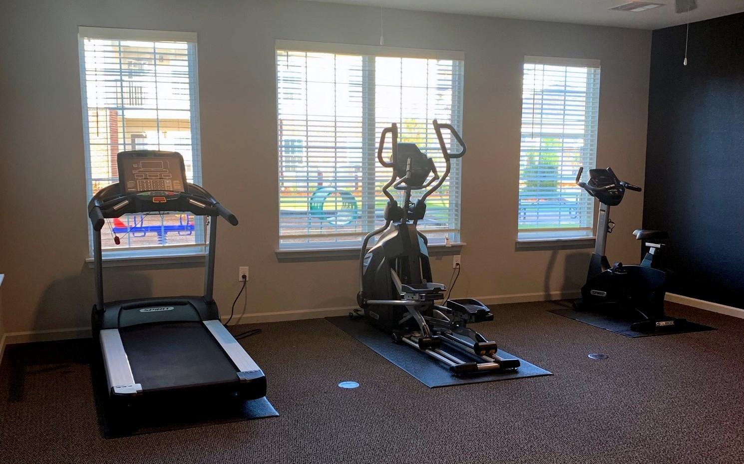 Tupelo Ridge WArner Robbins GA fitness center