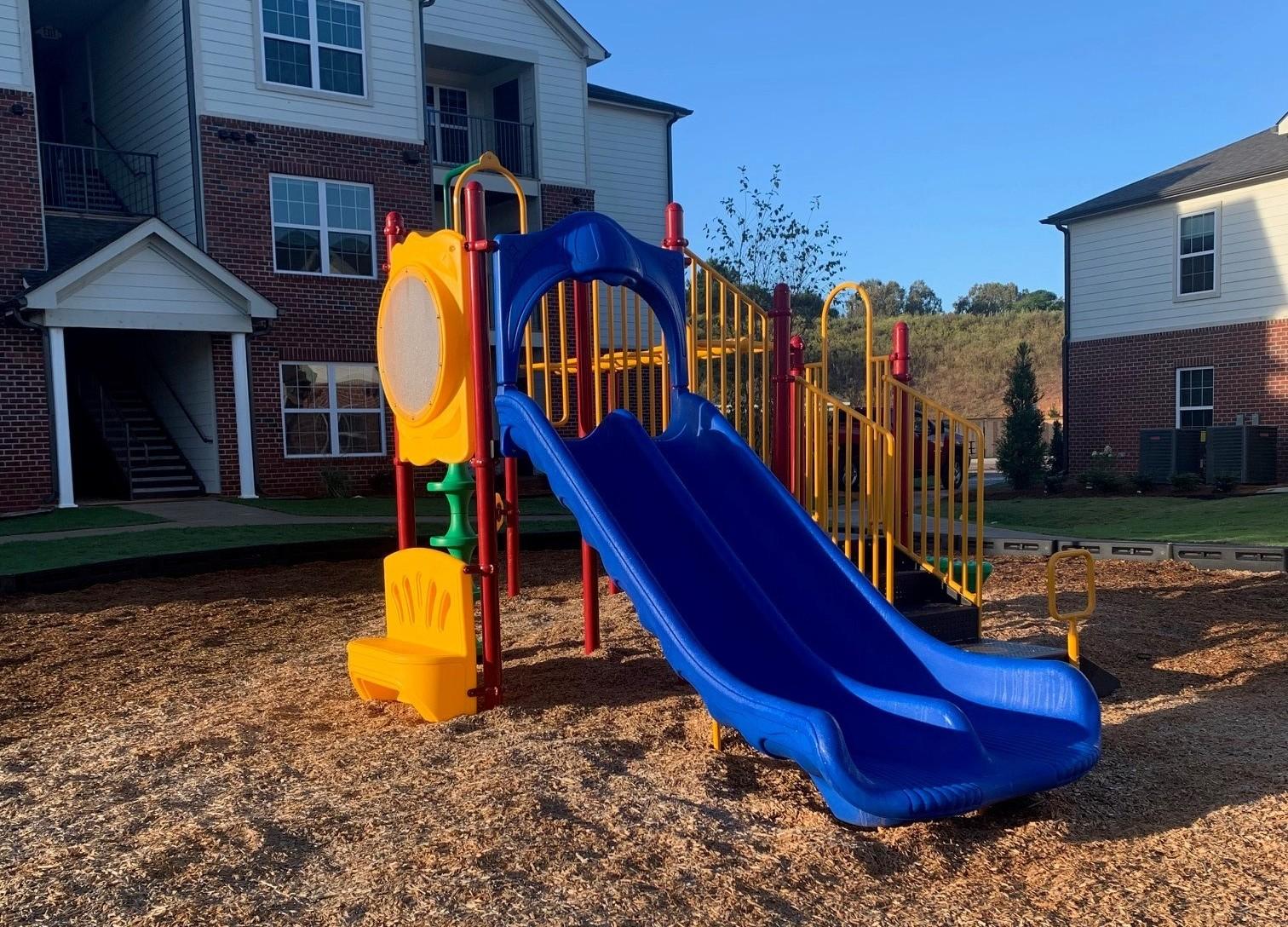 Tupelo Ridge WArner Robbins GA playground