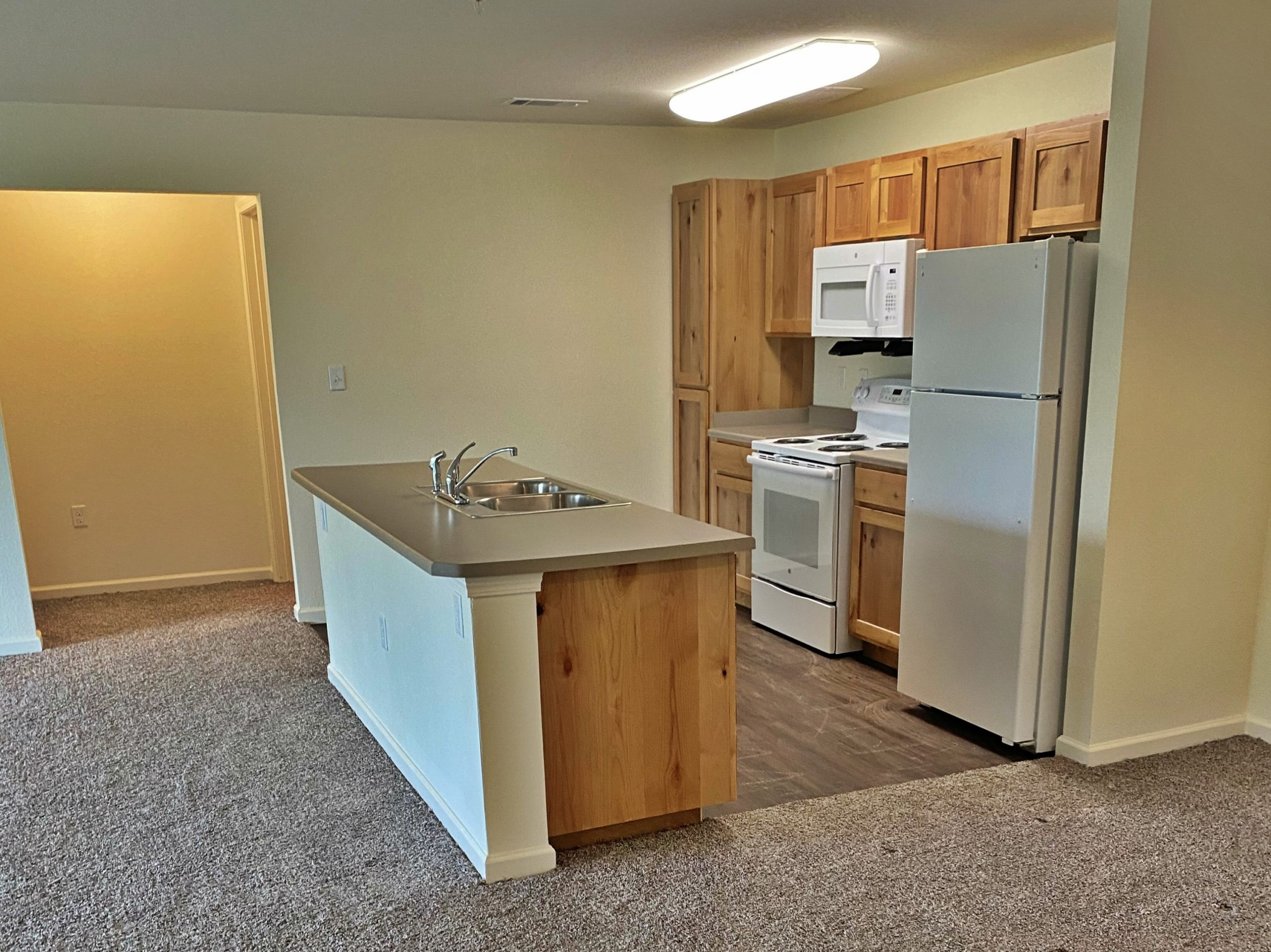Rutherford Park Apartments Murfreesboro TN kitchen