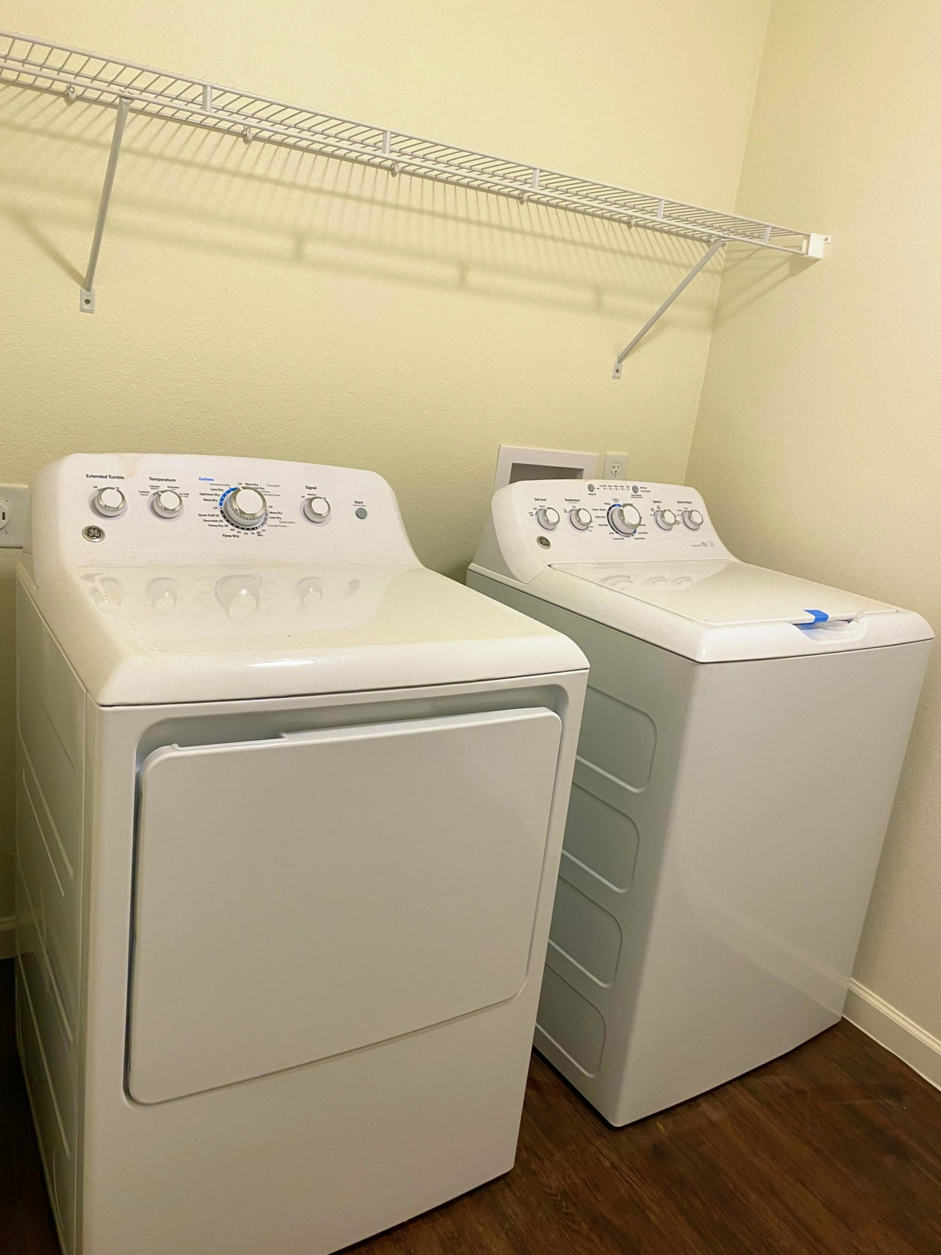 Rutherford Park Apartments Murfreesboro TN laundry