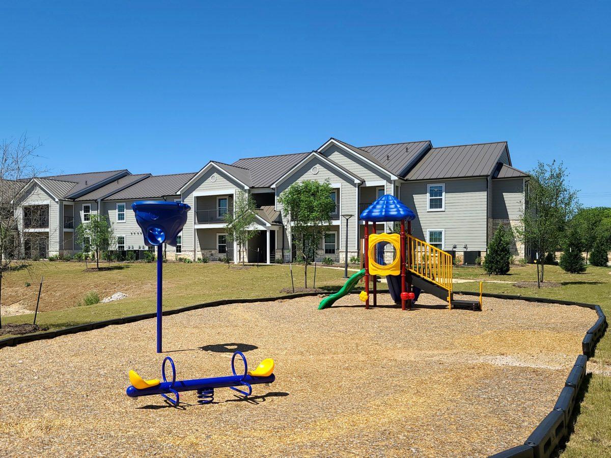 Western Springs Apartments Driping Springs TX Playground