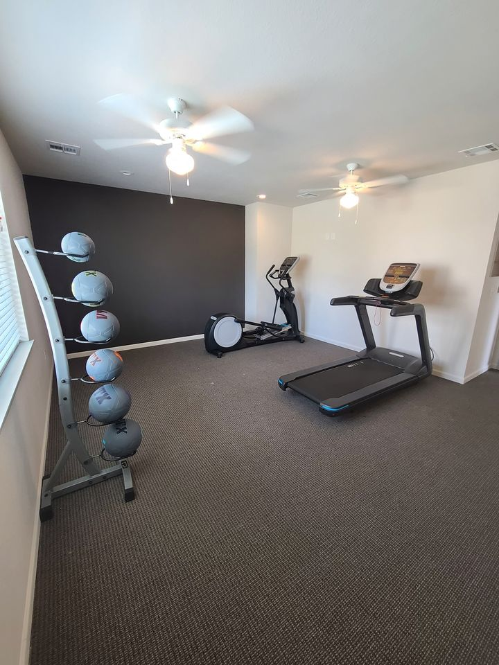 Western Springs Apartments Dripping Springs TX fitness center