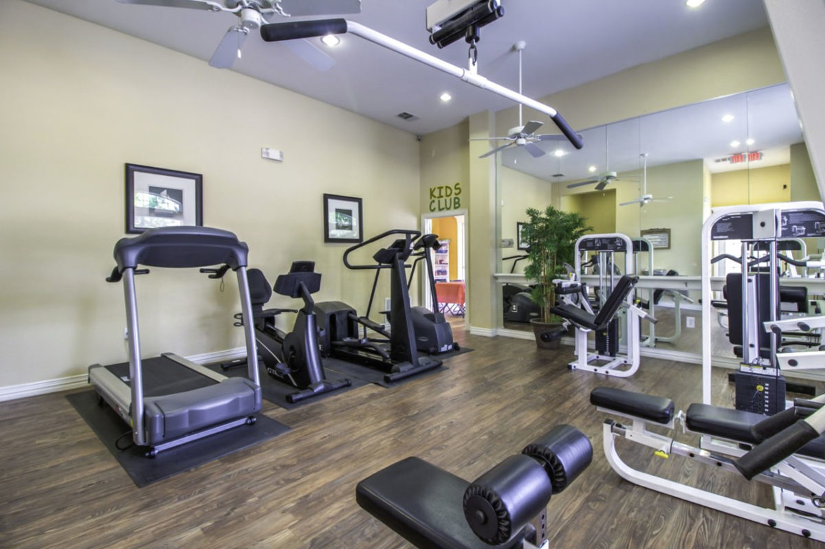 Madison Point Dallas TX fitness center 2