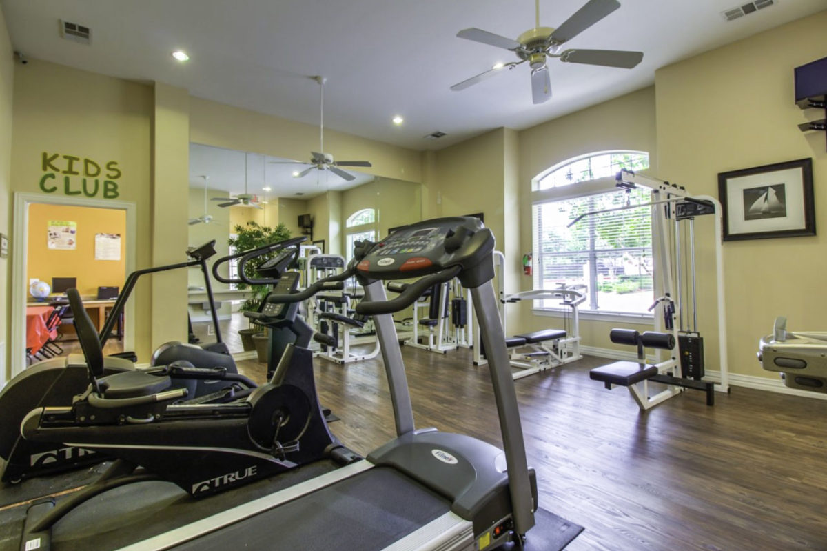 Madison Point Dallas TX fitness center