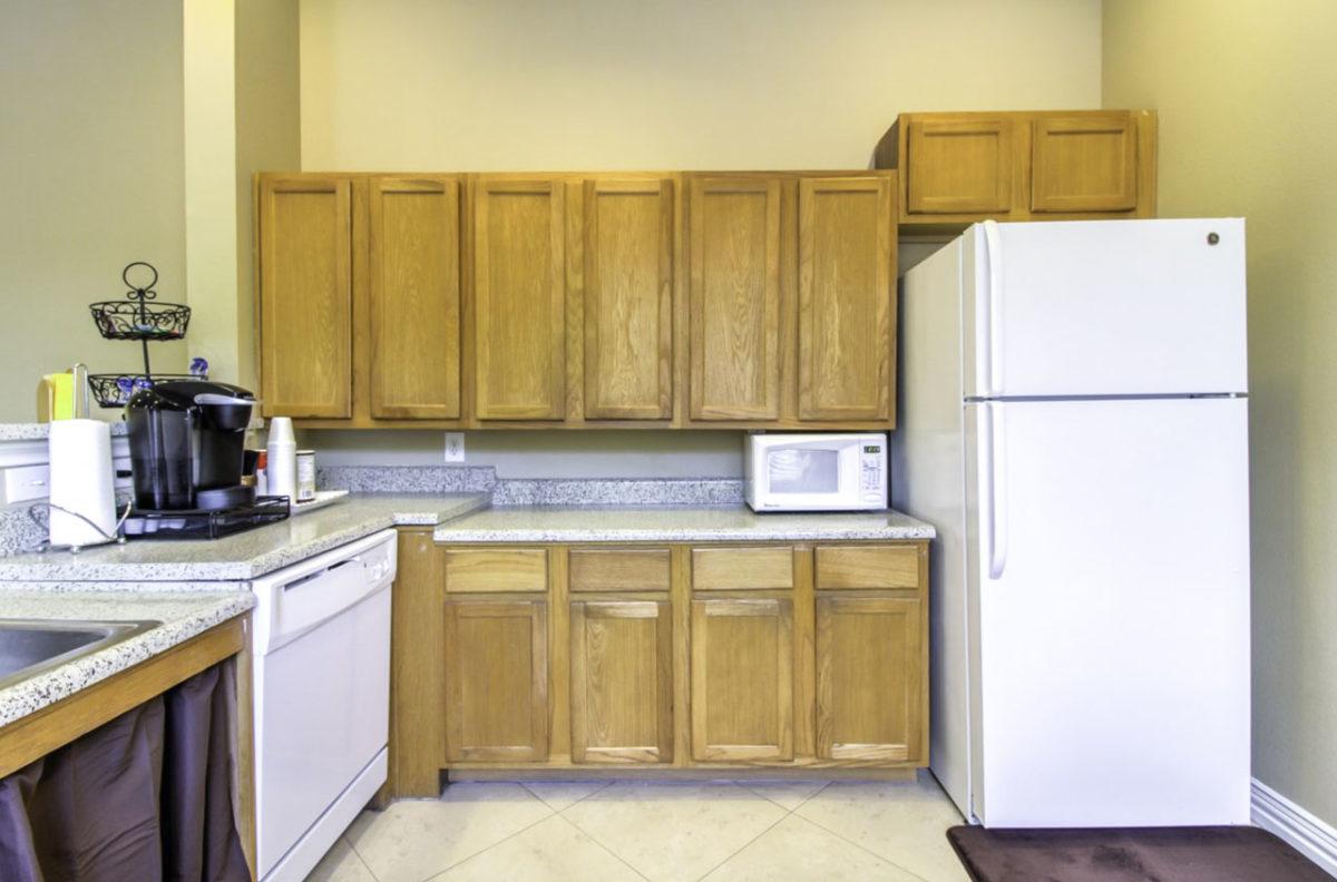 Madison Point Dallas TX kitchen