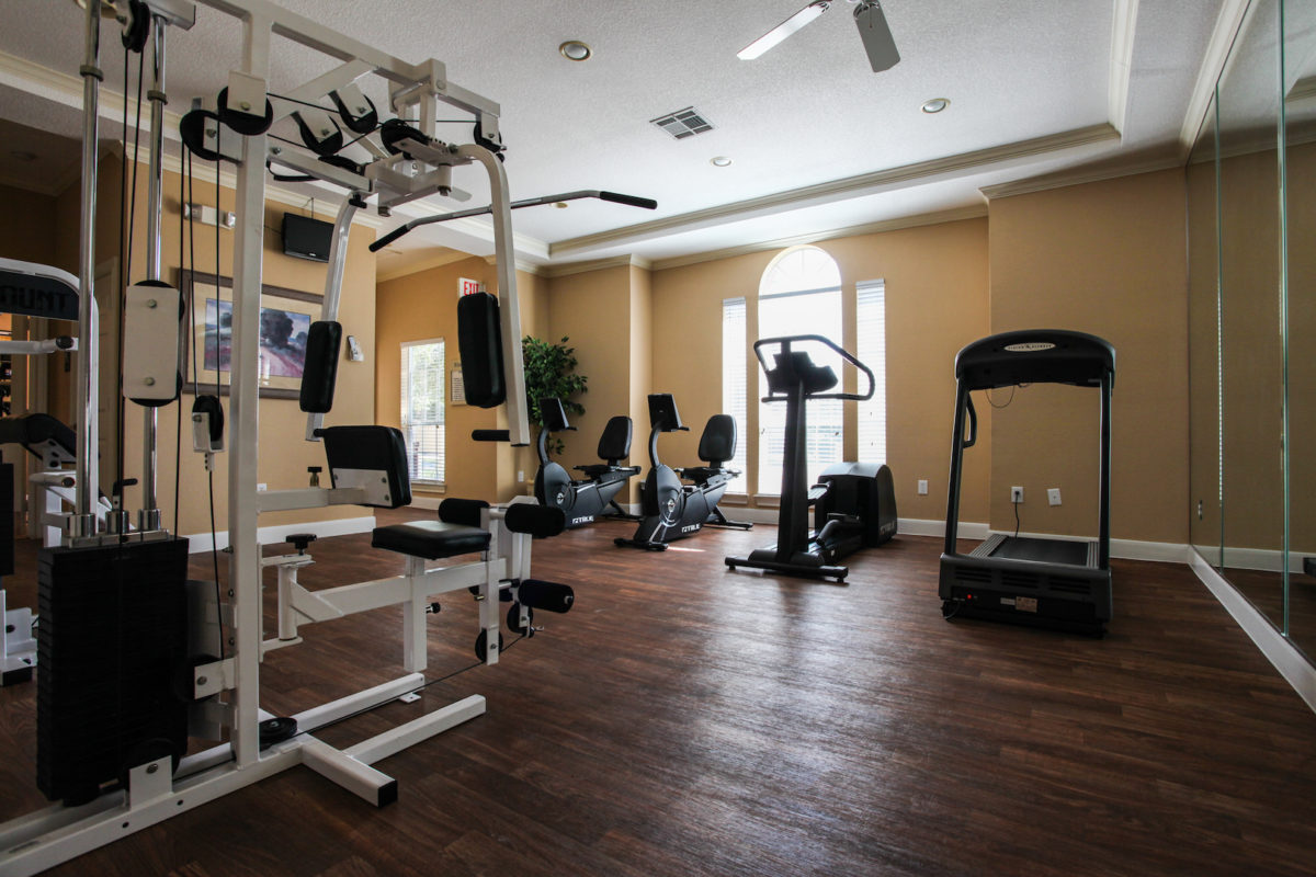 Laurel Point Houston Texas fitness center