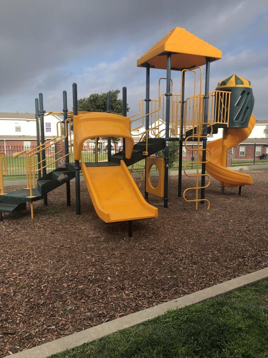 North Grand Villas Amarillo TX playground