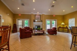 Timber Run Apartments Springs Texas clubhouse community room 3
