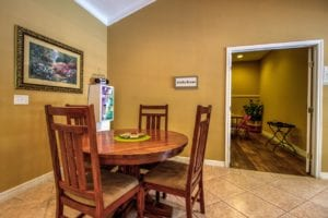 Timber Run Apartments Springs Texas clubhouse community room 5