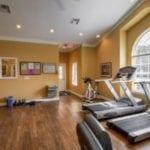 Timber Run Apartments Springs Texas fitness center