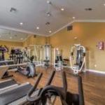 Timber Run Apartments Springs Texas fitness center 2