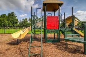 Timber Run Apartments Springs Texas playground