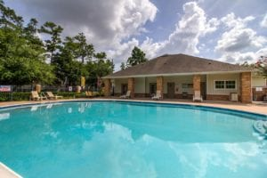 Timber Run Apartments Springs Texas swimming pool