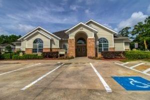 Timber Run Apartments Springs Texas welcome center