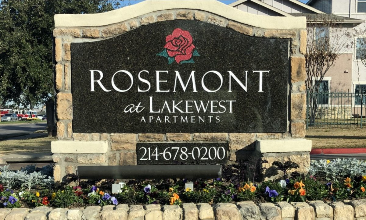 Rosemont at Lakewest Sign